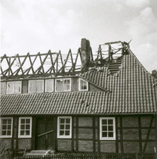 Wohnhausbrand Helmke